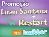 Promoção: ganhe camisetas autografadas pelo Luan Santana e Restart