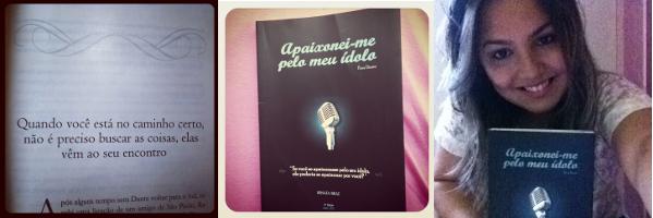 Apaixonei-me Pelo Meu Ídolo - Para Dante - Renata Braz