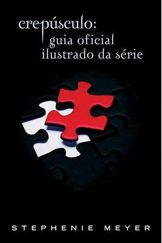 Capa de Crepúsculo: Guia oficial ilustrado da série