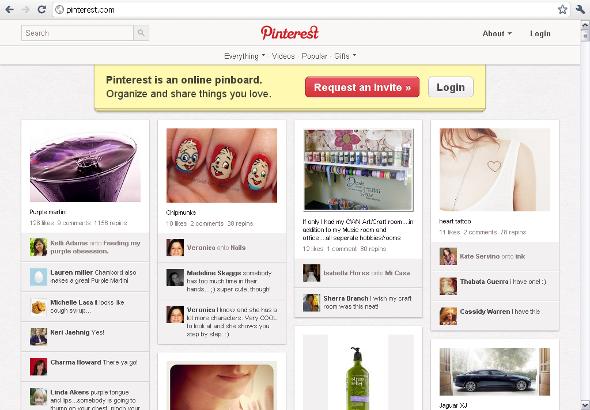 Reprodução Pinterest - Blog Todatech