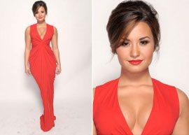 O estilo de Demi Lovato