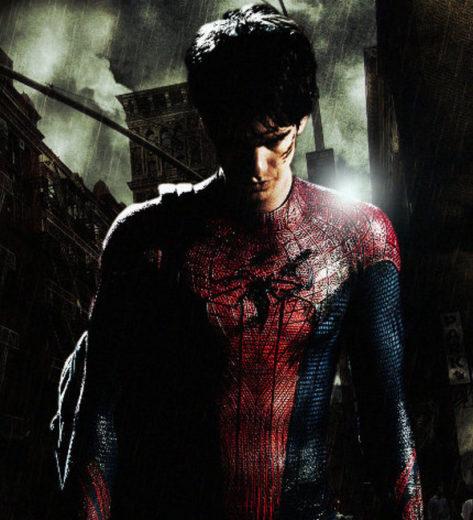 """Andrew Garfield não usava nada por baixo da roupa de """"Homem-Aranha"""""""