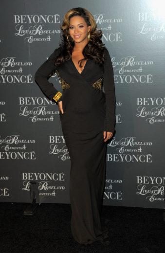 Beyoncé parou de usar salto após nascimento da filha