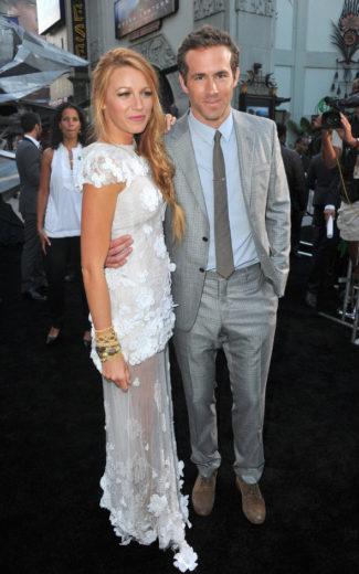 Blake Lively e Ryan Reynolds procuram casa juntos