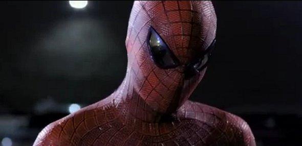 Cena de O Espetacular Homem-Aranha