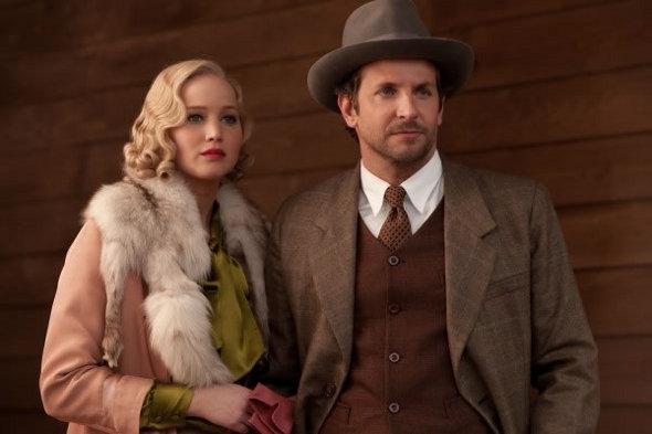 """Jennifer Lawrence e Bradley Cooper em """"Serena"""""""