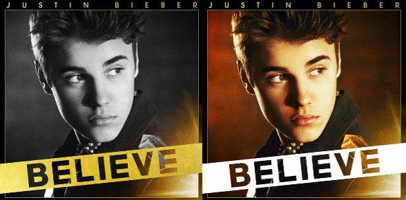 #Morremos! Justin Bieber divulga capa de novo álbum