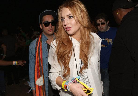 "Lindsay Lohan vai participar de ""Glee"""