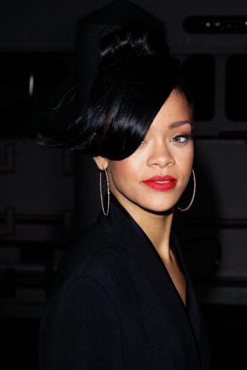 Rihanna não gosta de ser perguntada sobre Chris Brown