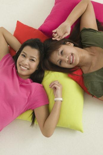 Sua mãe é sua melhor amiga?