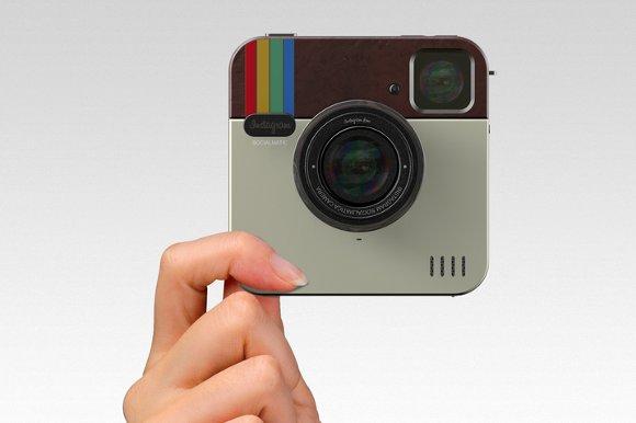 Instagram Socialmatic Camera - Blog Todatech