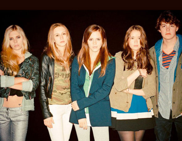 Fotos de Emma Watson em The Bling Ring são divulgadas!