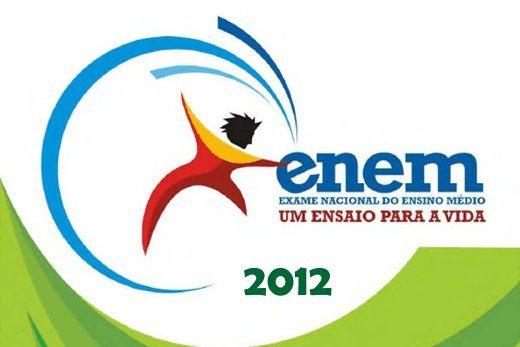 Inscrições para o ENEM 2012 começam hoje!
