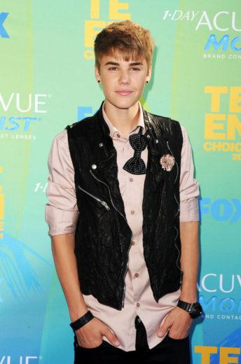 Justin Bieber é um dos líderes de indicações ao TCA 2012