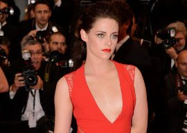 Kristen Stewart tinha medo de ser sexy!
