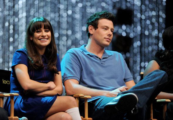 Lea Michele e Cory Monteith vão morar juntos