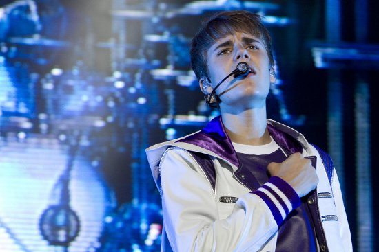 Vaza nova música de Justin Bieber