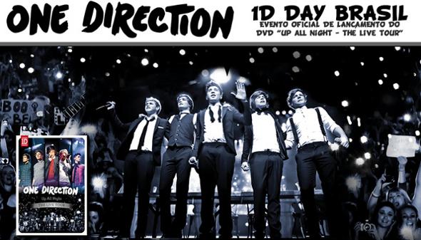 É hoje: comemore o 1D Day Brasil e ganhe prêmios exclusivos da One Direction!