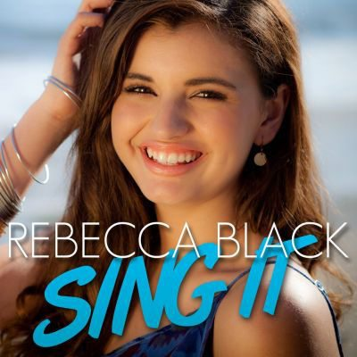 Rebecca Black lança novo clipe: Sing It!