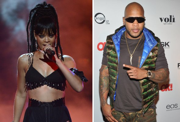 """Where Have You Been""  ganha remix do rapper Flo Rida"