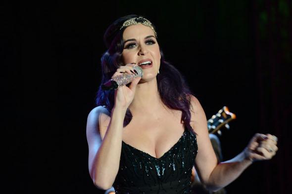Katy Perry vai dar pausa na carreira!