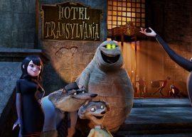 """Assista ao trailer de """"Hotel Transylvania"""", dublado por Selena Gomez"""