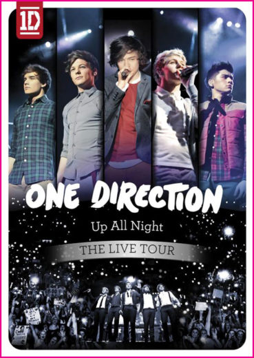 5 motivos para curtir o DVD do One Direction