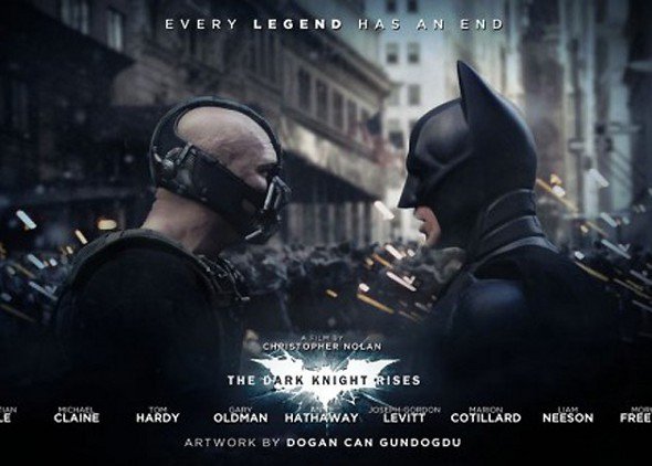 Trailer do novo filme do Batman é lançado!