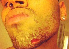 Chris Brown briga com ex-affair de Rihanna