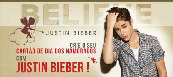 Justin Bieber lança aplicativo de seu novo álbum para o Facebook