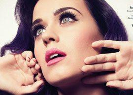 """""""Eu ainda acredito no amor"""", diz Katy Perry em entrevista"""
