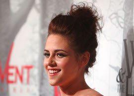 Kristen Stewart é a atriz mais bem paga de Hollywood! =O