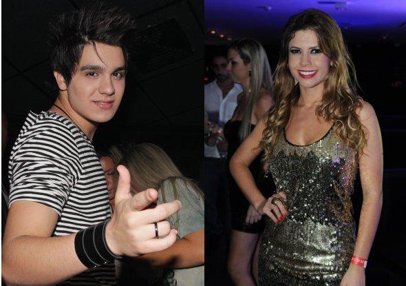 Ex-ficante de Luan Santana afirma que o cantor é macho!