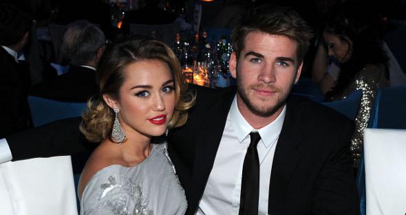 Com o pé no altar! Miley Cyrus e Liam Hemsworth marcam data de casamento