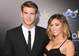 Agora é pra valer! Miley Cyrus e Liam Hemsworth ficam noivos!