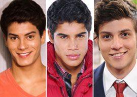 Micael, Chay ou Arthur: qual dos Rebeldes é o seu namorado ideal?