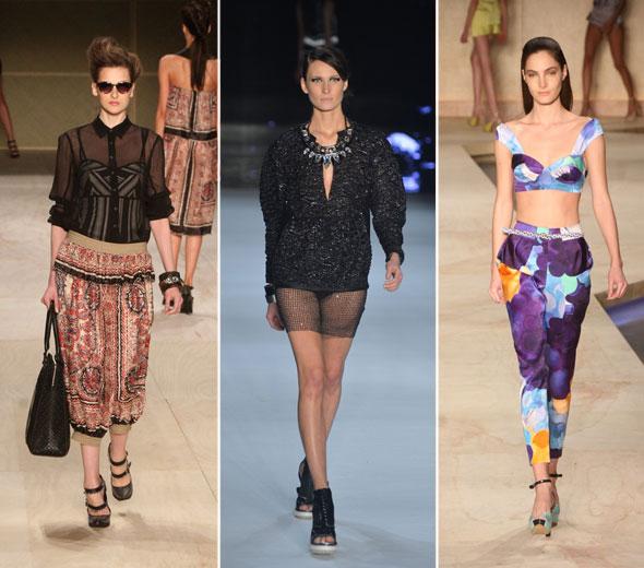 Que tendência das semanas de moda é a sua cara?