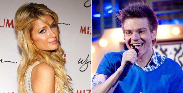 Paris Hilton quer conhecer Michel Teló