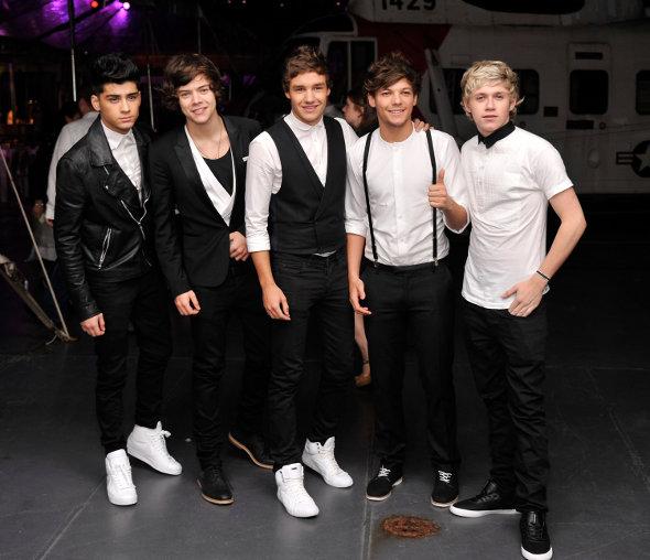 Banda One Direction é barrada em cassino de Las Vegas