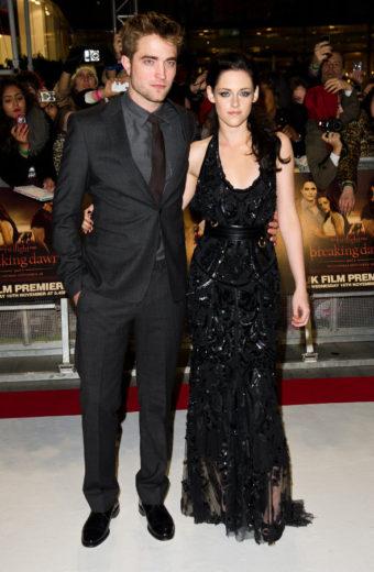 Kristen Stewart diz que está orgulhosa de Robert Pattinson