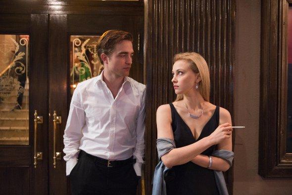 Robert Pattinson ficou envergonhado durante cenas de sexo!