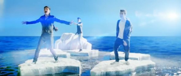 "The Wanted lança novo clipe de ""Chasing The Sun"""