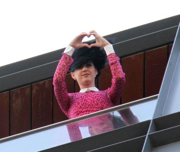 Confira a entrevista completa de Katy Perry!