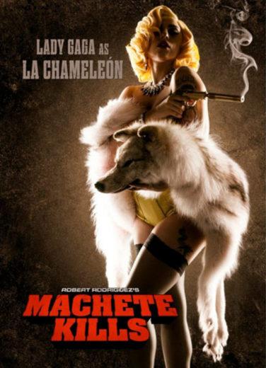 Lady Gaga estreia como atriz