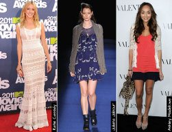 Katie Cassidy, Juliana Jabour e Ashley Madekwe