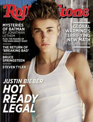 """""""Me vejo como um homem agora"""", diz Justin Bieber"""