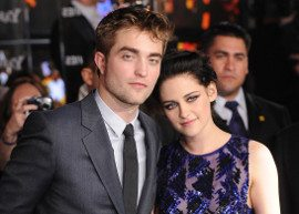 *-* Kristen Stewart quer ter um filho com Robert Pattinson!