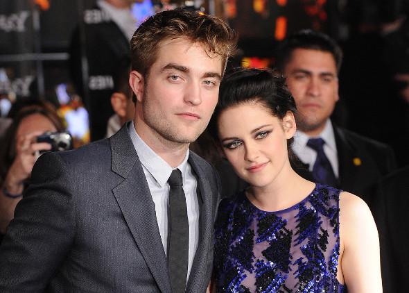 Kristen Stewart quer ter um filho com Robert Pattinson!