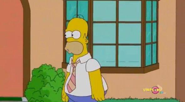 """Episódio de Os Simpsons usa música """"Eu Quero Tchu, Eu Quero Tcha"""""""