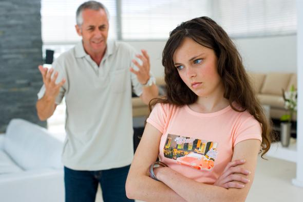 Como conquistar a confiança do seu pai